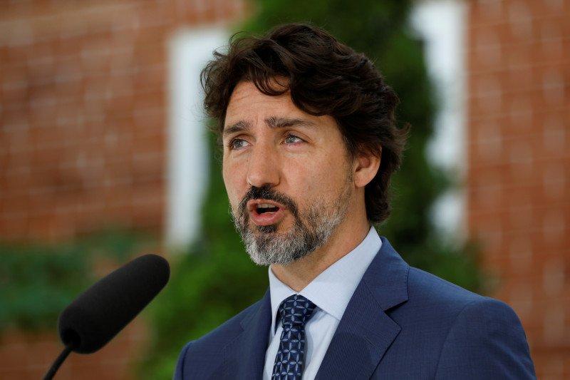 Kisah hidup PM Kanada  Justin Trudeau dijadikan komik