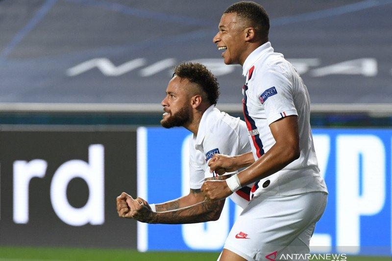 Neymar sesumbar PSG tak akan tersingkir dari Liga Champions