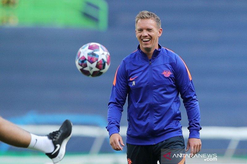 Julian Nagelsmann: Leipzig akan bermain untuk menang melawan PSG