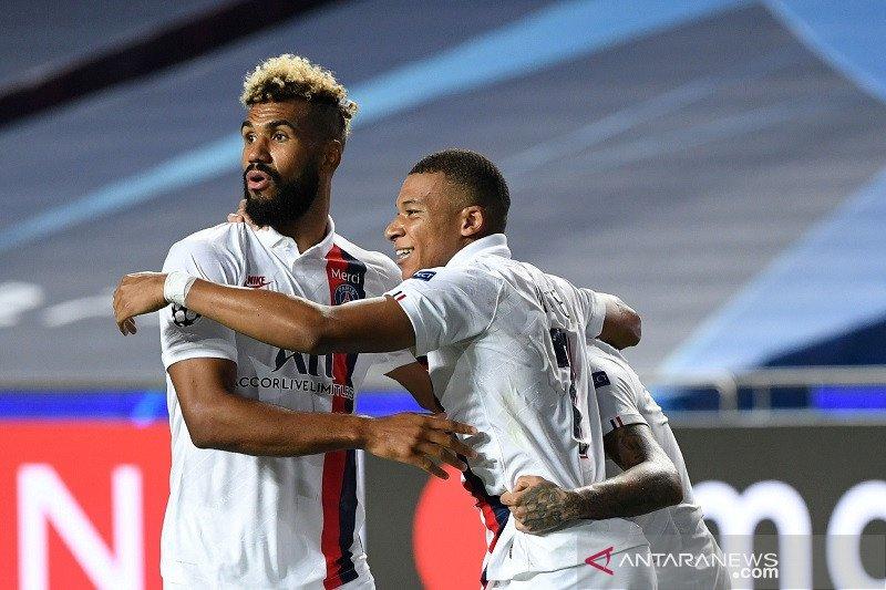 PSG hentikan laju Atalanta lewat kemenangan dramatis
