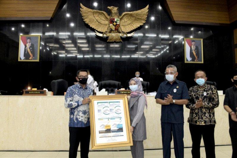 Pemulihan ekonomi usai pandemi jadi prioritas KUPA-PPAS APBD-P Jabar