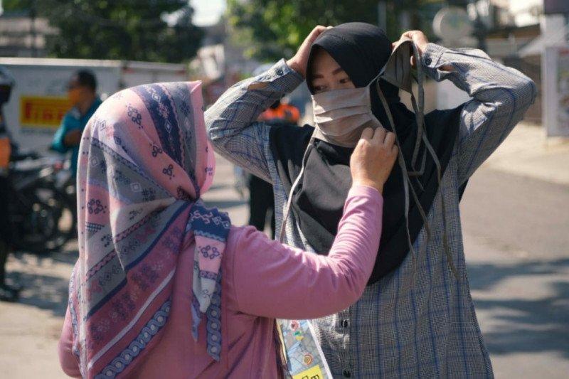 Pemprov Jawa Barat gandeng pelaku UMKM untuk pengadaan 10 juta masker
