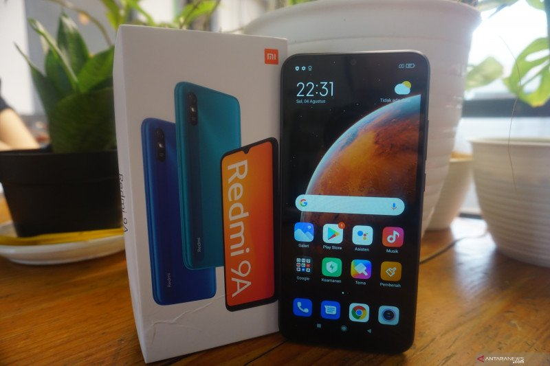 Xiaomi luncurkan tipe Redmi 9A