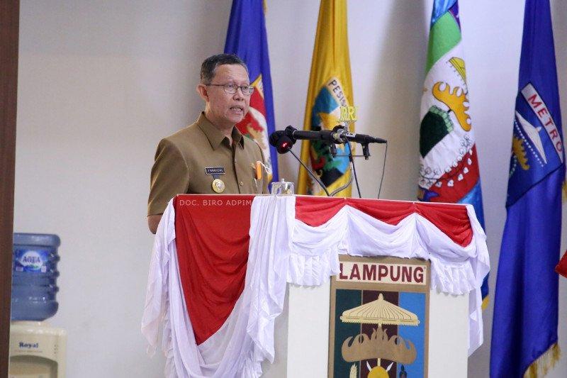 Ini dia jawaban Gubernur Lampung atas tujuh raperda