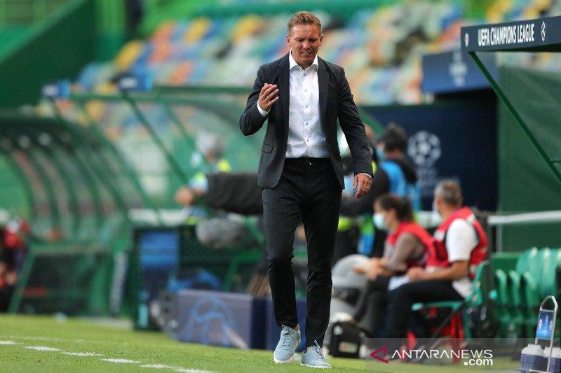 Julian Nagelsmann inginkan lebih setelah antar RB Leipzig ke semifinal