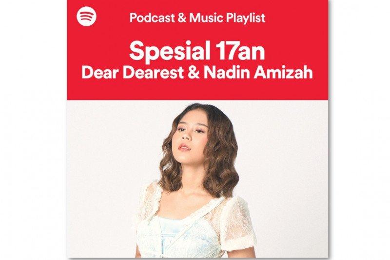 Spotify gabungkan musik dan podcast pada 'playlist' Hari Kemerdekaan