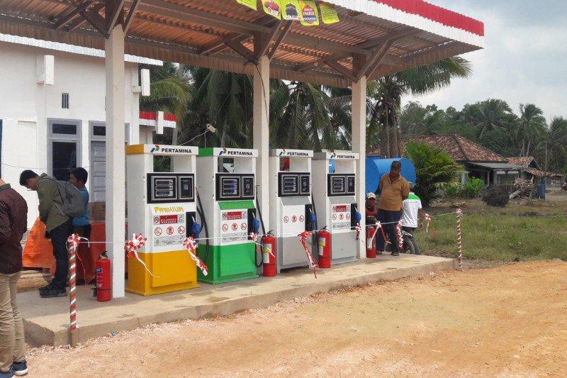 Pertamina bangun 15 titik BBM satu harga di wilayah 3T