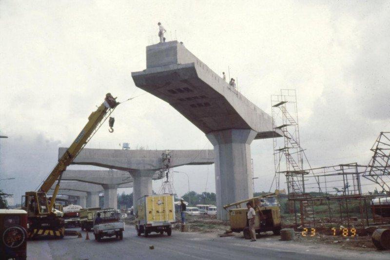 Pioner konstruksi modern PT Hutama Karya telah mendunia