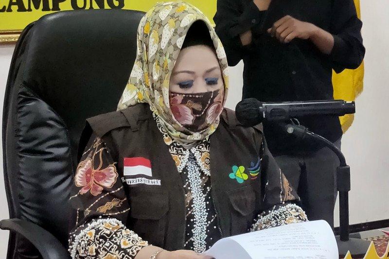 Dinkes : Tingkat Kepositifan COVID-19 di Lampung capai 14,38 persen