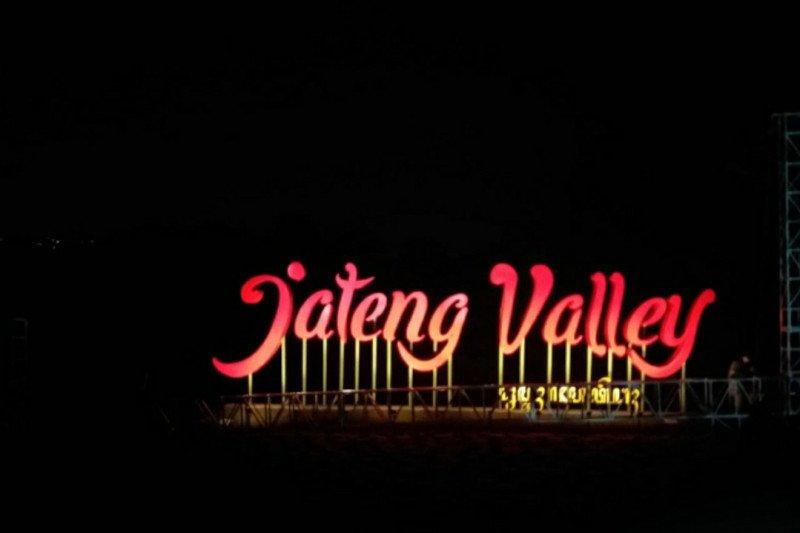 "Jateng Valley besok ""ground breaking"", didesain futuristik dan selaras dengan alam"