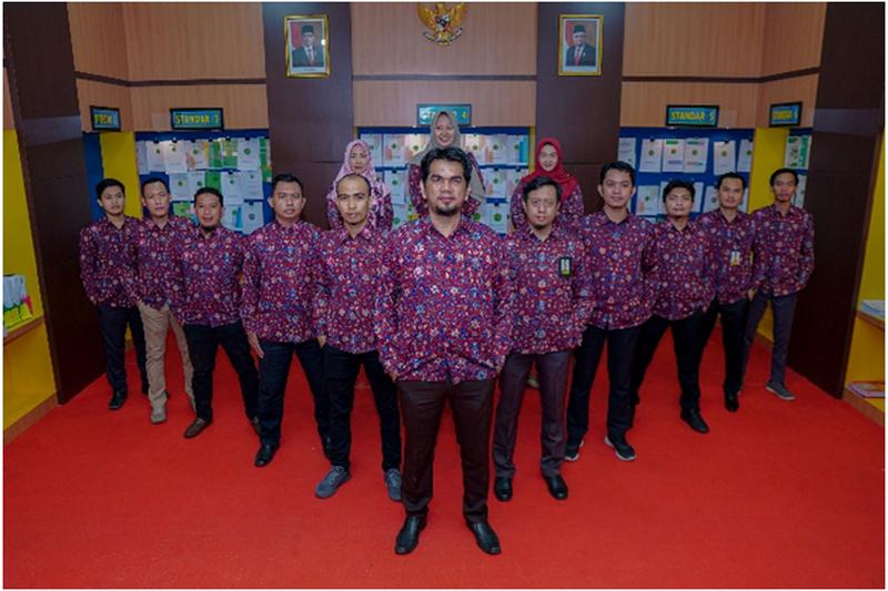 PTI UM Palangka Raya ikuti visitasi akreditasi daring karena COVID-19