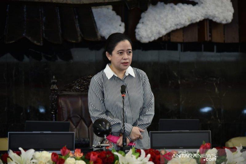 Pidato Ketua DPR Puan di Sidang Tahunan akan dorong penanganan pandemi