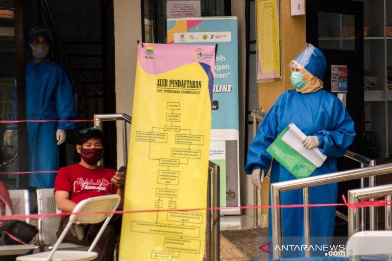 1.620 relawan tuntas dapat suntikan pertama vaksin COVID-19