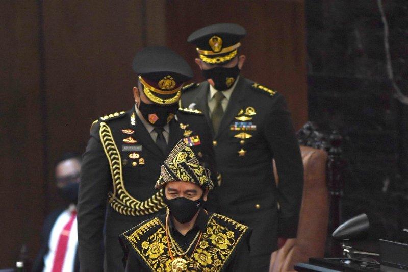 Presiden Joko Widodo: Jangan ada yang merasa paling Pancasilais sendiri