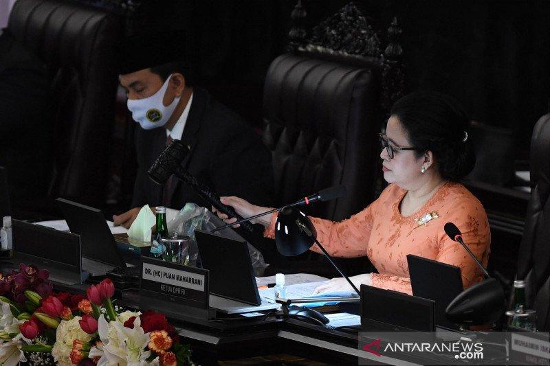 329 anggota DPR hadiri Sidang Paripurna