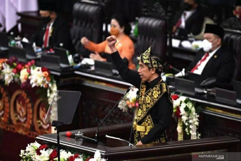 """Pakar bahasa kritik penggunaan kata """"bajak"""" dalam pidato Presiden"""