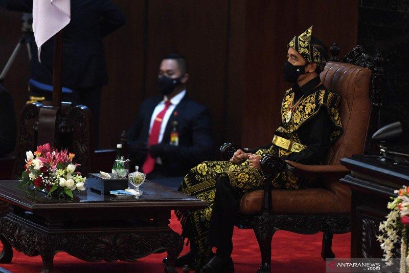 Presiden Jokowi ibaratkan kondisi saat ini seperti komputer mati sesaat