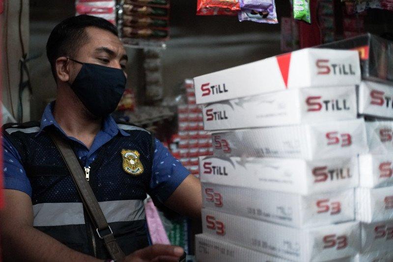NTT-Bali berpotensi jadi pasar peredaran rokok ilegal