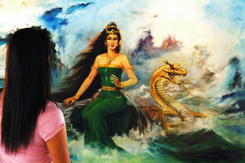 Pantai Parangkusumo Yogyakarta dan kisah Kanjeng Ratu Kidul