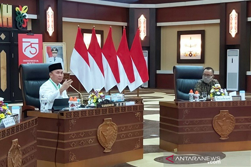 Gubernur Kalteng sebut UMKM miliki peran penting sukseskan PEN