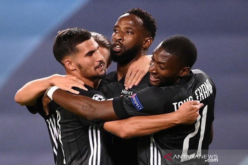 Lyon kubur mimpi City untuk  juara Liga Champions