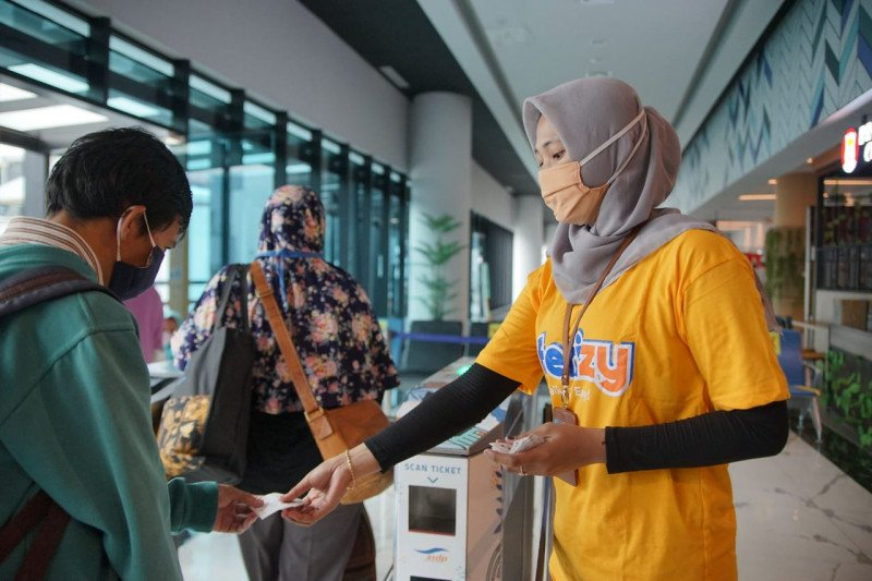 ASDP : Trafik penumpang meningkat jelang libur Kemerdekaan dan Tahun Baru Islam