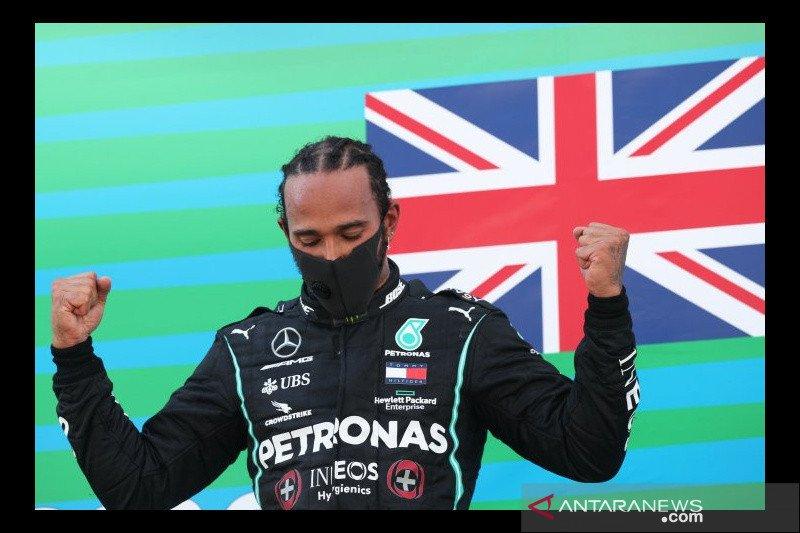 Hamilton tampil dominan juarai GP Spanyol