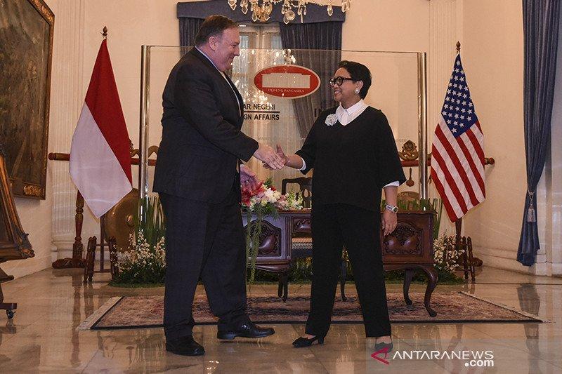 Menlu AS Mike Pompeo kunjungi Jakarta pekan depan