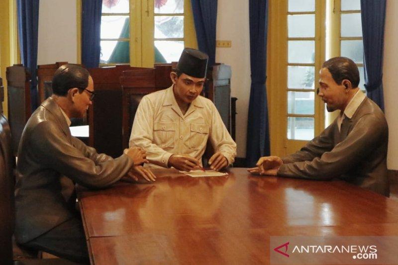 Berkelana Mesin Waktu Di Museum Perumusan Naskah Proklamasi Antara News Sumatera Selatan