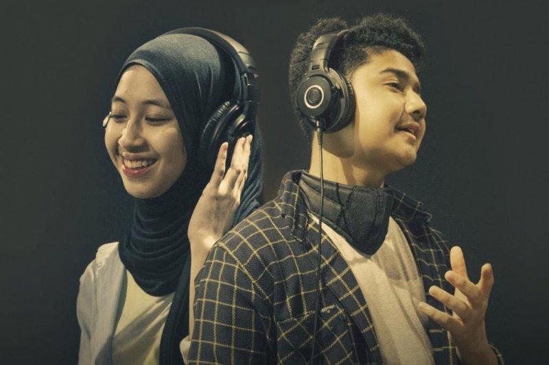 """Syakir Daulay dan Adiba merilis ulang lagu """"Shalawat Cinta"""""""
