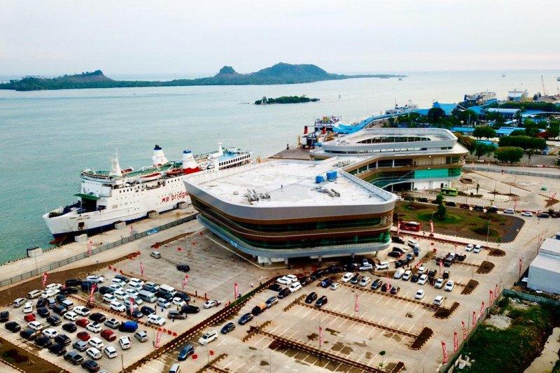 Pembelian tiket online kapal ferry naik 14 persen
