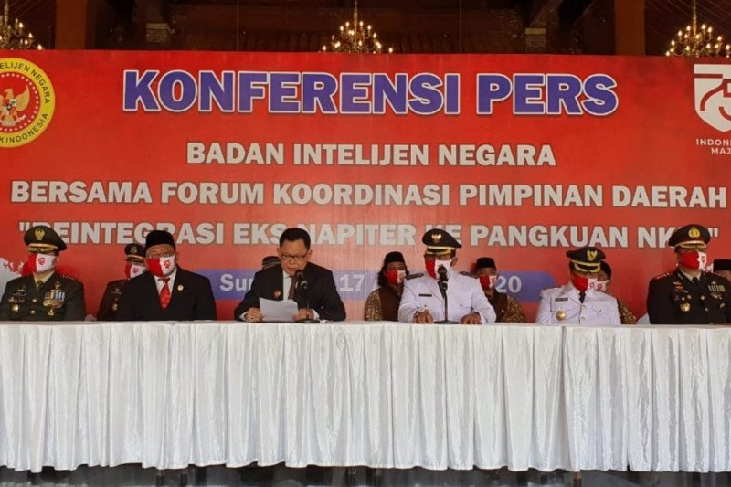 BIN merangkul eks-napi terorisme kembali ke NKRI