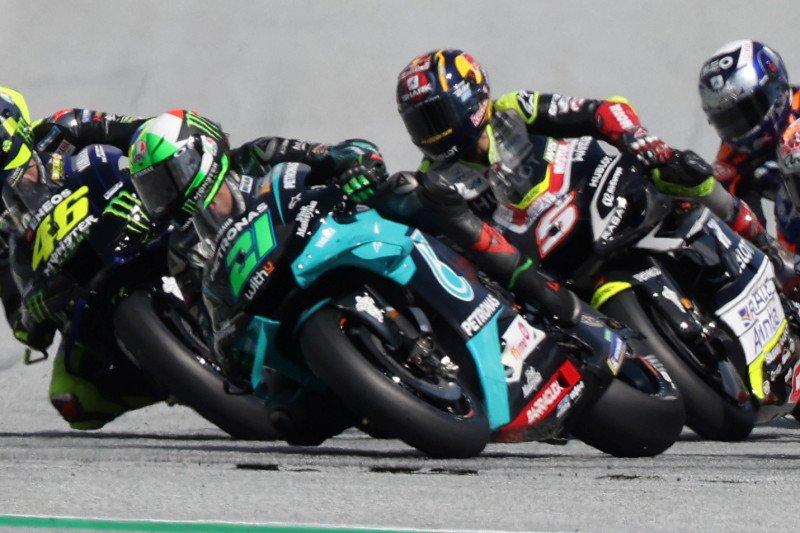 Zarco jelaskan insiden tabrakan mengerikan di MotoGP Austria
