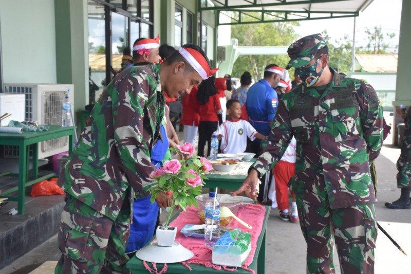 Danrem 173/PVB bersyukur atas anugerah Kemerdekaan Republik Indonesia