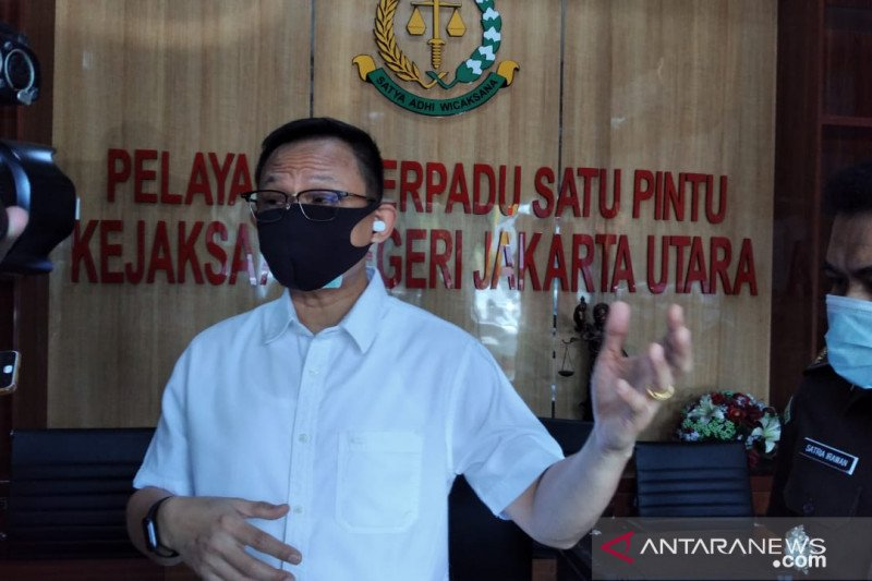 Kajari Jakarta Utara belum dapat pemberitahuan jaksa Fedrik positif COVID-19