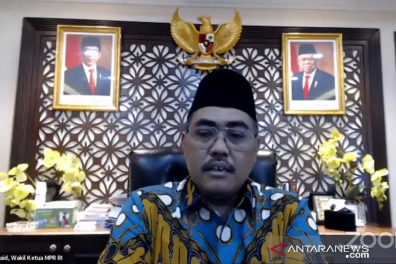 MPR RI minta Kemendikbud-Kemenkominfo sinergi jalankan PJJ