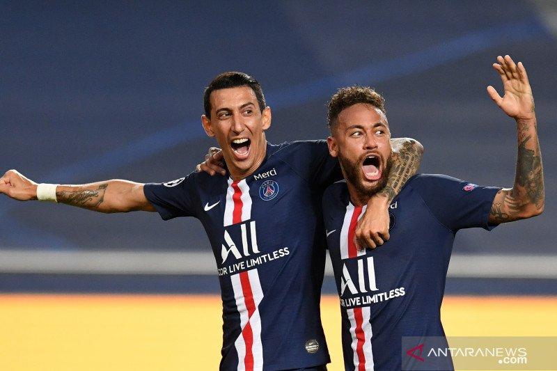 PSG tembus final Liga Champions untuk pertama kali