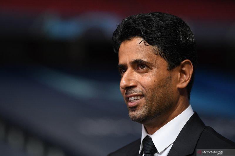 """""""Kami pantas berada di final Liga Champions,"""" kata Presiden PSG"""