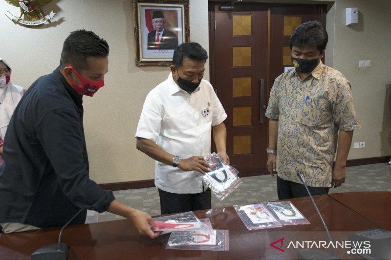 KSP pastikan seluruh donasi masker untuk Indonesia tersalur dengan baik