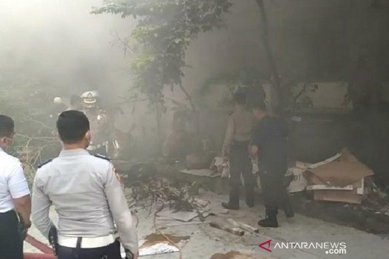 Basement SMA Negeri 1 Kota Bogor terbakar, diduga akibat ini