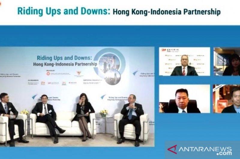 Kepala Eksekutif Hong Kong inginkan kerja sama dengan Indonesia meningkat
