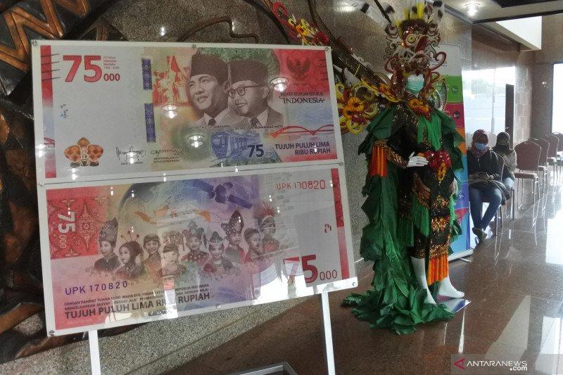 Merangkum Indonesia pada selembar uang Rupiah
