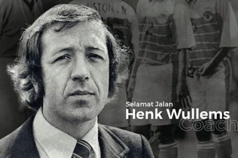 Pelatih legendaris timnas Indonesia Henk Wullems tutup usia di Belanda