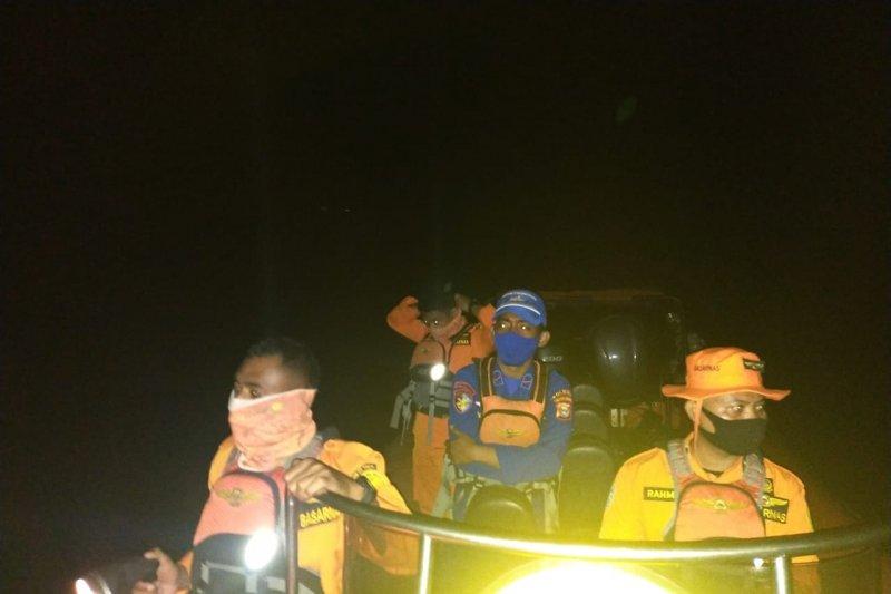 Speedboat rute Ternate tujuan Ambon tenggelam di perairan Halsel