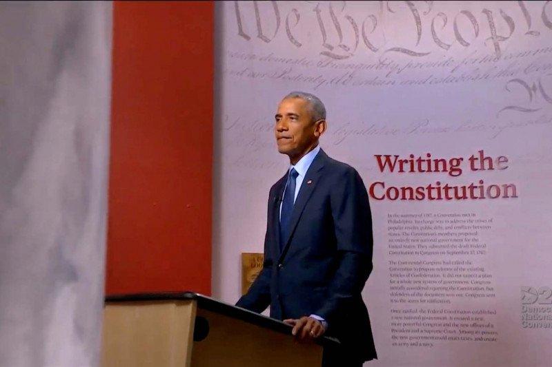 Barack Obama akan tampil dalam kampanye Biden di Pennsylvania