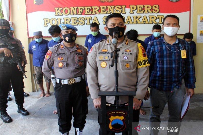 Polisi tangkap lagi dua orang dari kelompok intoleran