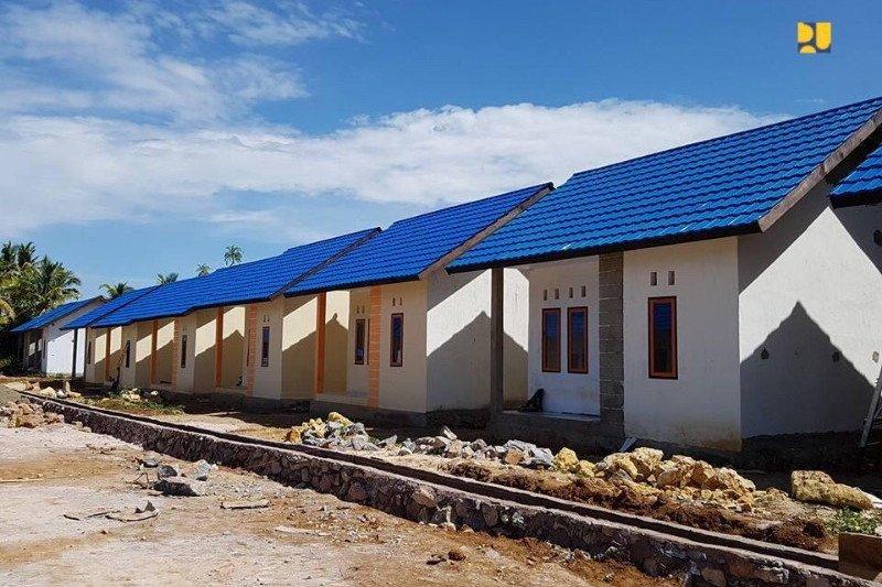 Bantuan subsidi perumahan tahun ini ditargetkan 287.000 unit