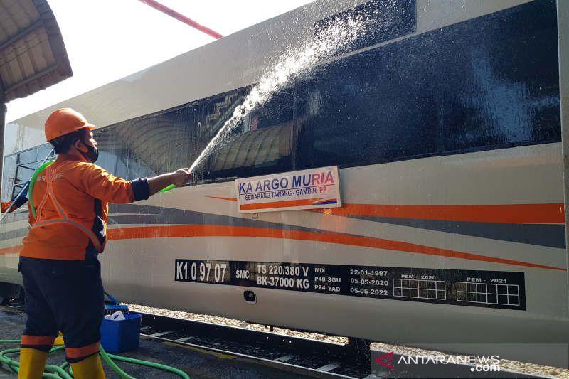Loket penjualan tiket di 14 stasiun Daop 4 Semarang ditutup