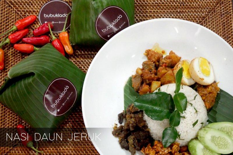 Restoran Bubuklada hadirkan menu dari ruang  perancang Indonesia