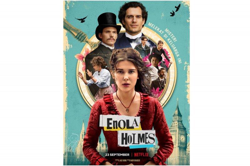 """Film terbaru Millie Brown """"Enola Holmes"""" tayang 23 September 2020"""